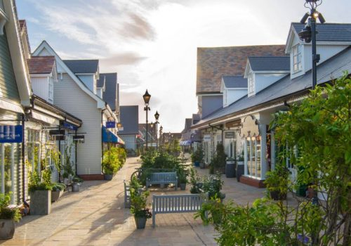 Bicester Village UK outlet
