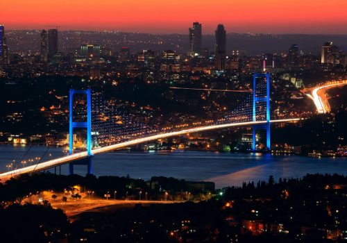 Bosphorus Night