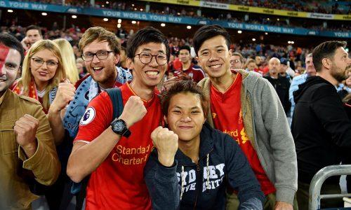 Premier league fans 2