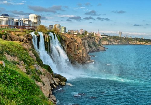 Duden Waterfalls