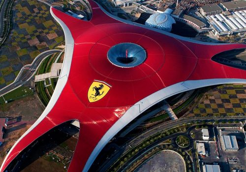 Ferrari Panorama